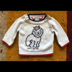 3/$15 Tommy Baby Hilfiger Baby Sweater 3M
